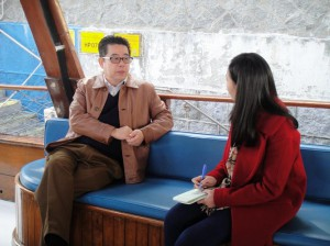 TVB_News Interview